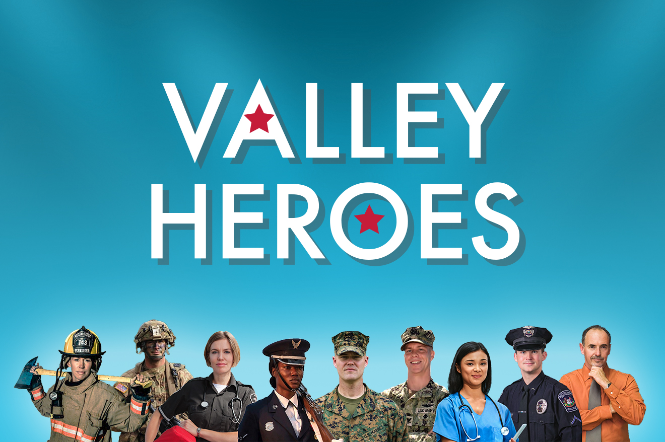 $74 Off of Your Maintenance or Service Call In Honor Of Our Valley Heroes!