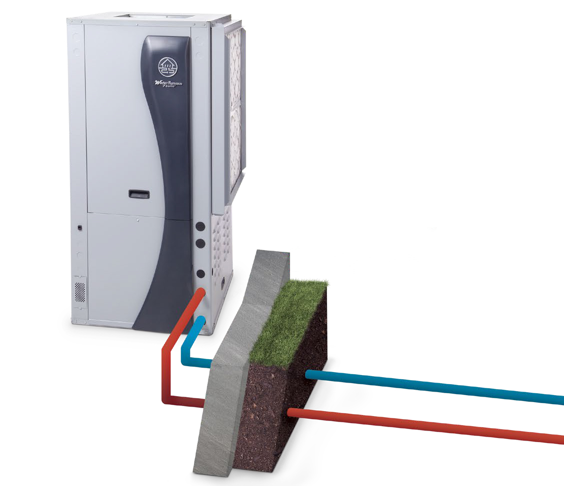 Water Furnace Geothermal HVAC product